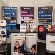 GPB College Messestand